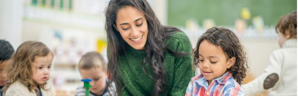 Caring for Children LV1