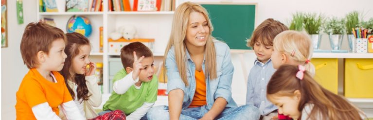 Caring for Children LV1 Diploma