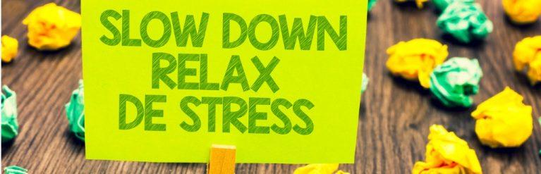 Stress Management Course