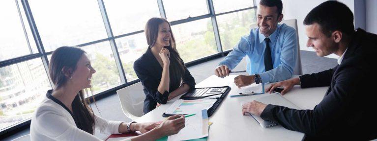 Business admin course online
