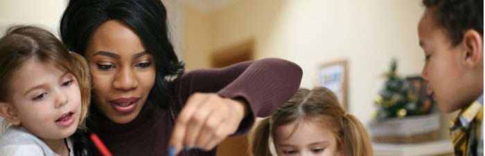 Childminding LV3 course